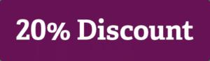 20 percent discount - Landscaper