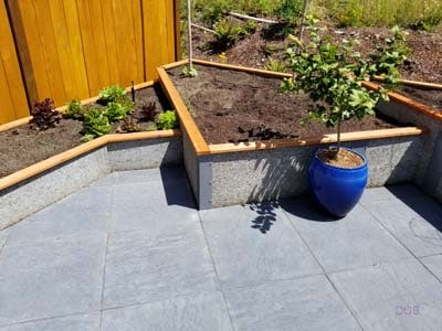 Custom Raised Garden Beds
