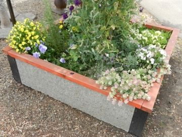 Small Square Raised Garden Bed Kit