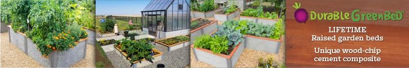 Durable Raised Bed Garden Kit
