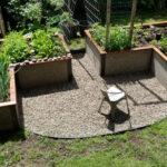 Corner Raised Garden Bed June19
