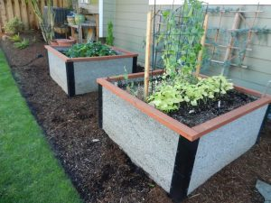 Raised Garden Bed Frame
