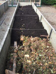 Raised Garden Bed Soil, HugelKulture