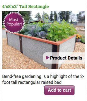 Buy Raised Garden Beds