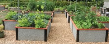Raised Beds for Community Gardens